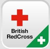British Red Cross App logo