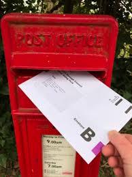 Postal Vote & Post Box