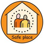 Wiltshire Council Safe Places Logo