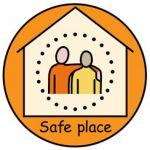Wiltshire Council Safe Places Logo